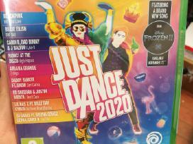 Naujas Just Dance 2020 žaidimas xbox one