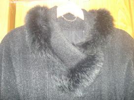 Moteriškas žieminis paltas