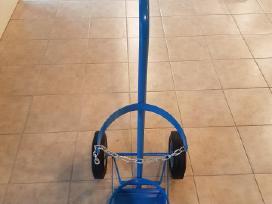 Dujų balionų vežimėliai