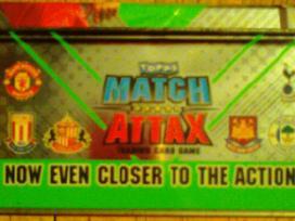 """Žaidimas """"match Attax"""""""