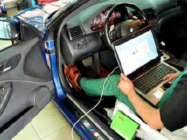 Autodiagnostika, autoelektrikas. Atvazioju i vieta