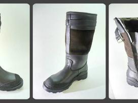 Puikios kokybes medziokliniai odiniai batai