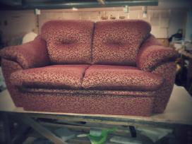 Minkstu baldu restauravimas - nuotraukos Nr. 2