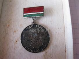 Ltsr apdovanojimas. kolekcijai.zr. foto.