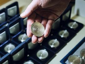 Paskutine Litu Moneta - Forma - Sidabras