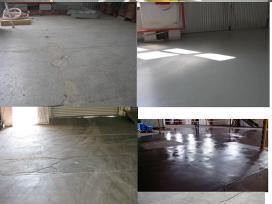 Epoksidinės Grindys, Visų tipų grindų remontas