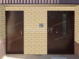 Šarvuotos durys Lauko, butui gamyba, montavimas - nuotraukos Nr. 5