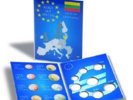 Dėkliukas Lietuvos Euro monetų rinkiniui