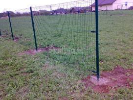 Vielos tinklas tvora miskams sodams ganykloms - nuotraukos Nr. 9