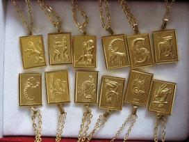 Nupirksiu auksinius Pakabukus