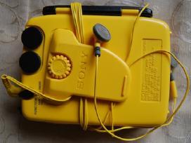 Sony player, panasonic tel.