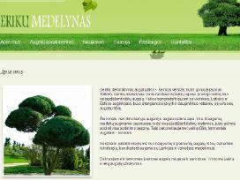 Geriku Medelynas