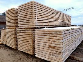 Statybinė konstrukcinė mediena iki 9,0 m ilgio - nuotraukos Nr. 3