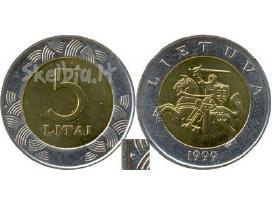 Brangiausiai pirksiu Lietuvos progines monetas