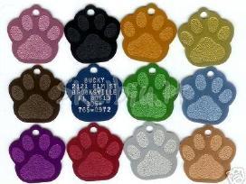 Graviruojame id medalionus šuniukams