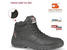 Odiniai darbo batai su auliuku Tweed S3 Src