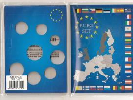 Dėkliukas Euro valstybių monetų rinkiniui