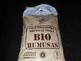 Biohumusas ir universalus mišinys su biohumusu