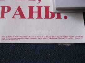 Plakatas. kolekcijai.zr. foto.nr.4