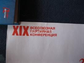 Plakatas. kolekcijai.zr. foto.nr.6 - nuotraukos Nr. 4