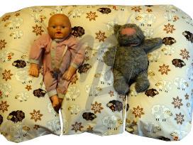 Maitinimo pagalvė Dvynukams