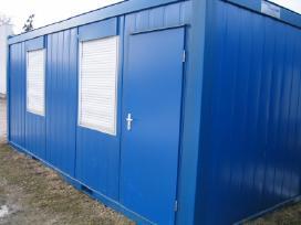 Biuro konteineriai / buitinės patalpos