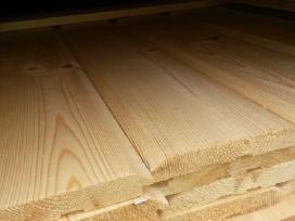 Terasos statybinė mediena vidaus-lauko dailylentės - nuotraukos Nr. 10