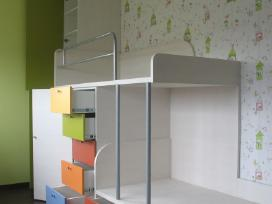 Jaunuolio, vaiko kambario baldų gamyba