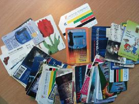 Telefonų (taksofonų) kortelės