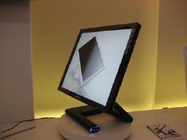 Naudoti monitoriai