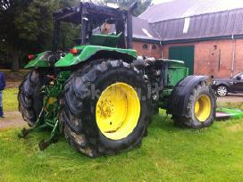Atsarginės dalys traktoriui john deere 4955