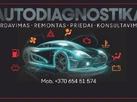 Prekyba autodiagnostine įranga. Vilnius-kaunas.