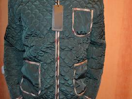 Nauja Burberry stiliaus vyriška striukė