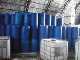 Plastikinės statinės, bačkutės, Ibc konteineriai,