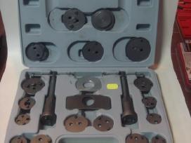 Stabdžių cilindriukų suportu sustumėjai