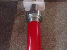 Hidraulinio preso cilindrai su monometrais