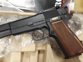 Nauja siunta metalinių airsoft pistoletų