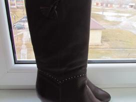 Odiniai demisezoniniai batai