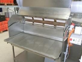 Šakočių kepimo įranga