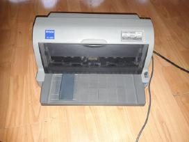 Parduodu naudota spausdintuva Epson Lq630