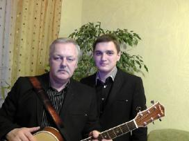 Muzikantai Jūsų šventei Dangiras Grigalevičius.