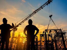 Atestuotas statybos vadovas papildomam darbui