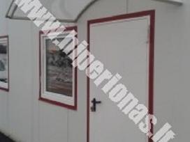 Apsauginiai stogeliai įejimo durims vilniuje - nuotraukos Nr. 8