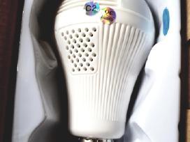 Kamera-lempa slapta WiFi smart