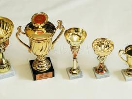 Taurės apdovanojimui. medaliai. statulėlės. - nuotraukos Nr. 2