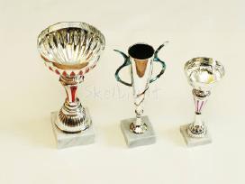 Taurės apdovanojimui. medaliai. statulėlės. - nuotraukos Nr. 4