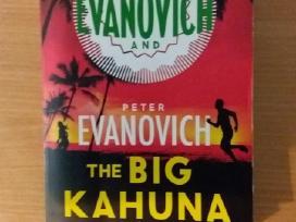 "Knygą""the Big Kahuna""janet Evanovich 2019m"