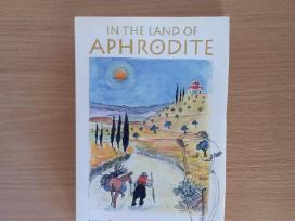 "Knygą""in The Land Of Aphrodite""libby Rowan-moorhou"