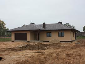 Gyvenamojo namo statyba ir projektavimas