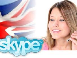 Anglų kalba per Skype (5.5 Eur - 45 min)
